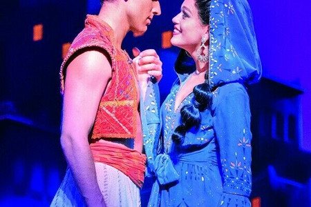 Stuttgart SI Center Musicalbesuch - Aladdin im Stage Apollo Theater in Stuttgart