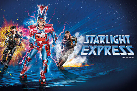 "Starlight-Express - Das ""rasanteste"" Musical der Welt"